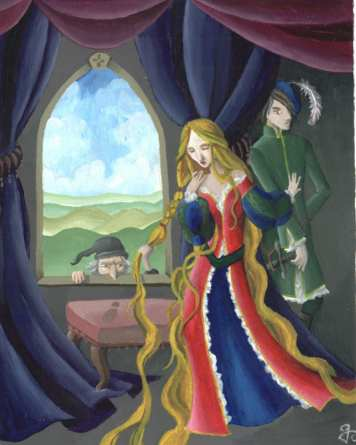 La aprendiz de princesa